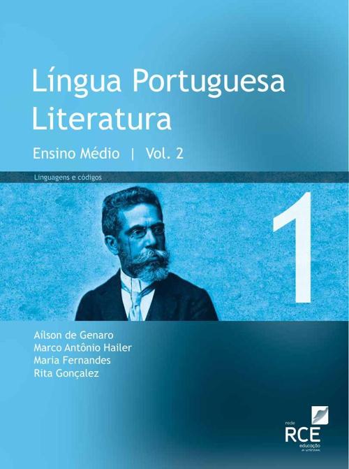 VOL.2 - ENSINO MÉDIO - LÍNGUA PORTUGUESA / REDAÇÃO / MATEMÁTICA
