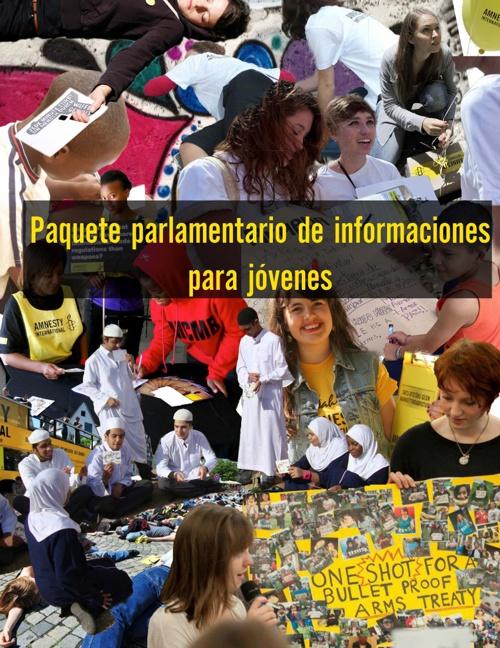 Paquete parlamentario de informaciones para jóvenes
