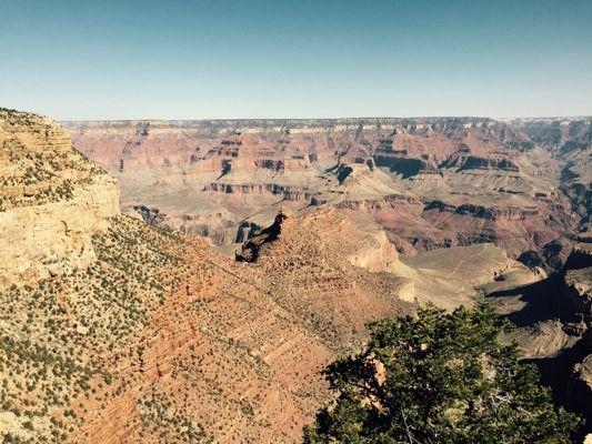 Grand Canyon - March 2015 - Marsha and Joe Miller
