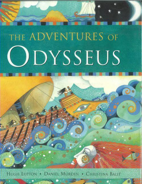 The Adventures of Odysseus Part 5