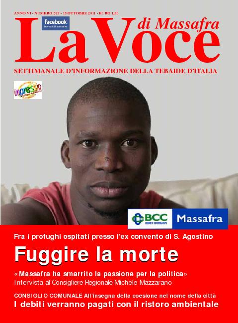 la voce di massafra n.275 del 15 ottobre 2011