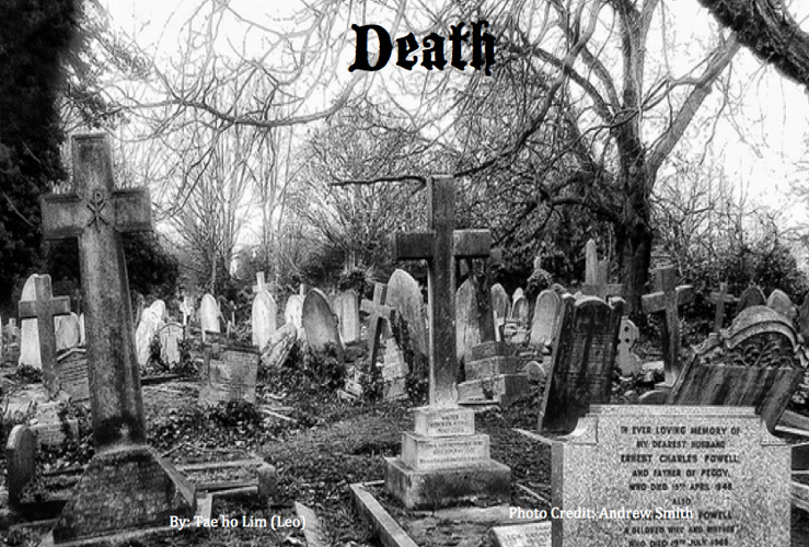 Poetry Anthology (Death) (Testing)