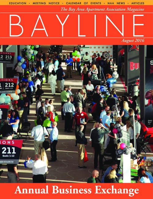 Bayline August 2016