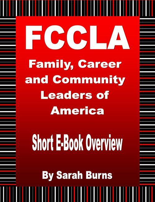 FCCLA Short E-Book Overview