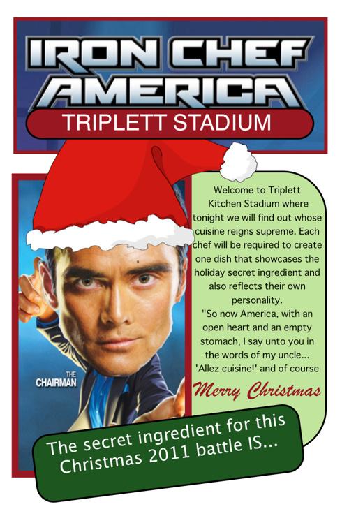 2011 TRIPLETT FAMILY CHRISTMAS LETTER