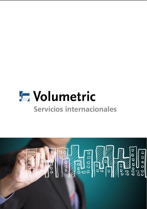 Volumetric - Servicios internacionales2015