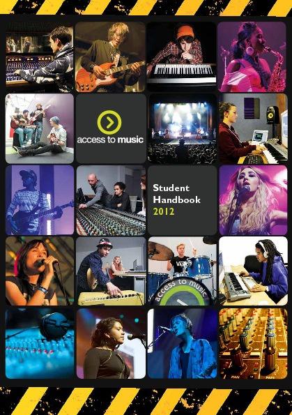 ATM Learner Handbook 2012/13