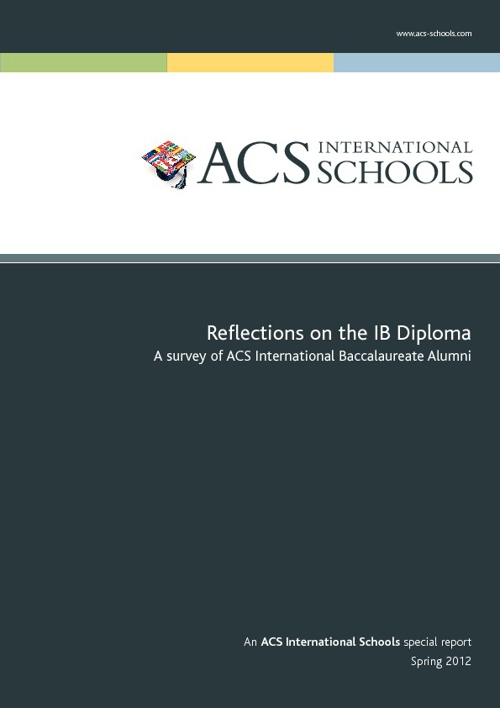 Reflections on the IB Diploma