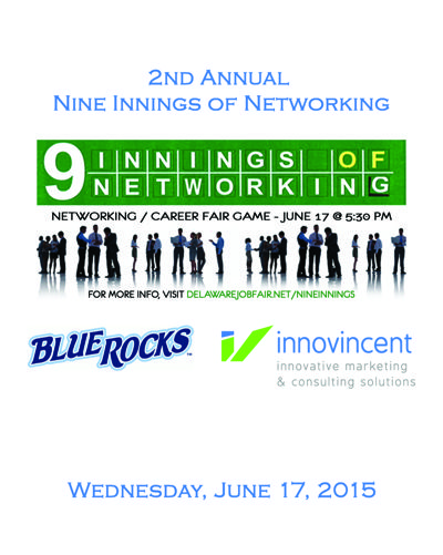 2nd Annual Nine Innings of Networking