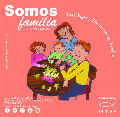 "Boletín ""Somos Familia"" N°51"
