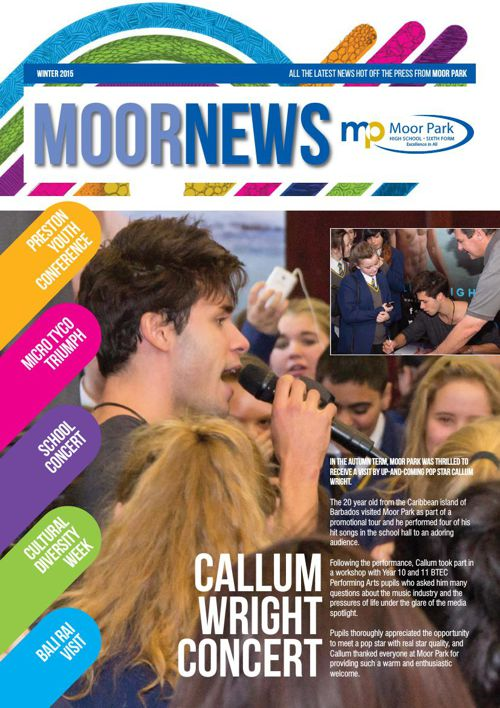 Moor Park Feb 2015 Newsletter