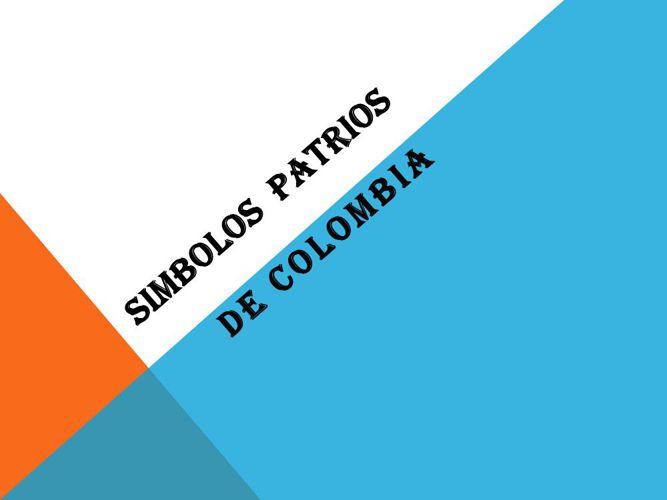 Copy of SIMBOLOS  PATRIOS