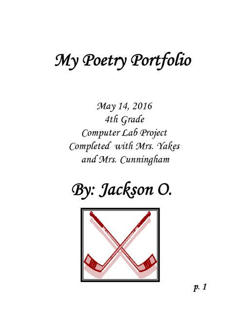 Potery Portfolio 2016 Jackson .O