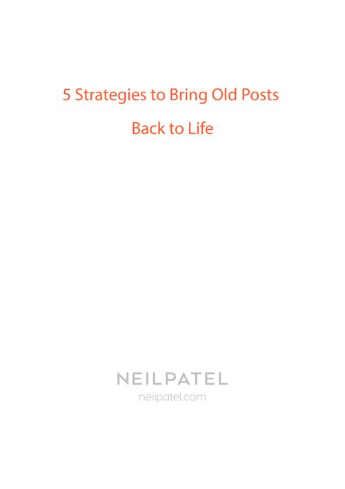 Old-Posts-Back-to-Life