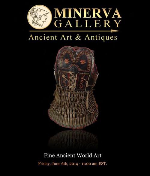 Live Auction: Fine Ancient World Art