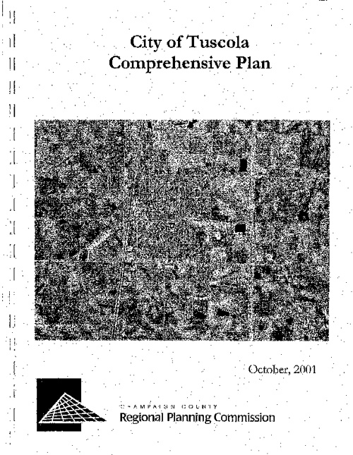 City of Tuscola Comprehensive Plan
