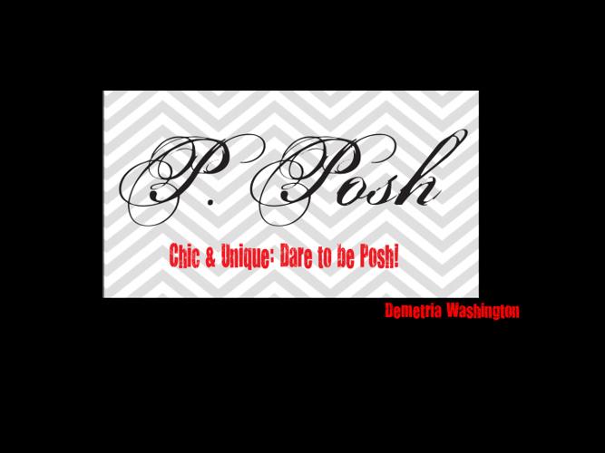 P. Posh