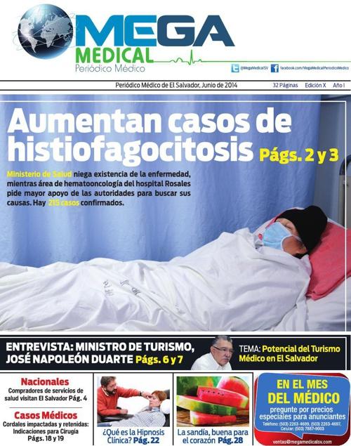 Mega Medical Edicion X