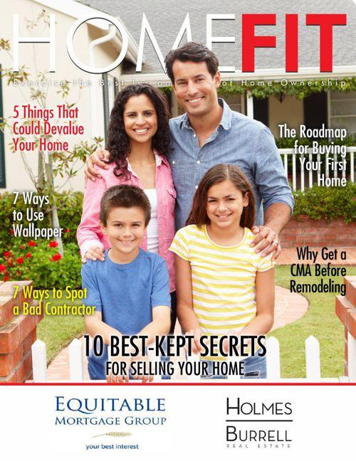 HomeFit Issue Nine Matt Hughes