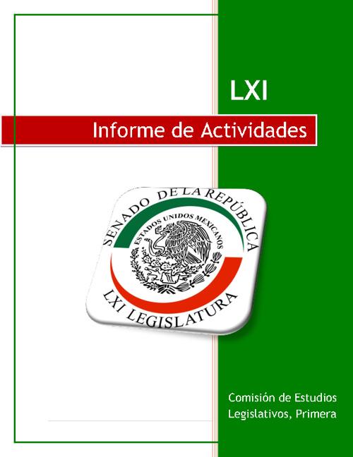LXI Legislatura - Segundo Año de Ejercicio