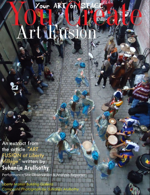 ART FUSION Magazine - The Carnival at Liberty Village