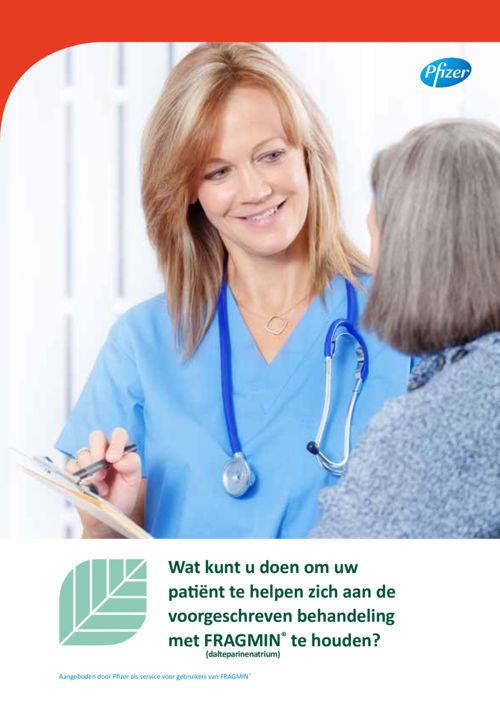 CAT brochure voor de arts