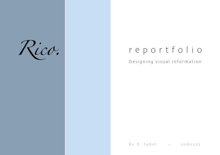 Reportfolio R. Sabel
