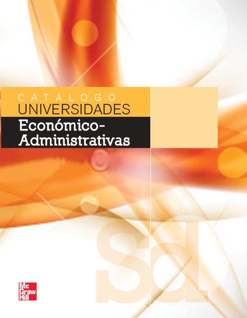 Catálogo Económico Administrativas de MGH Universidades