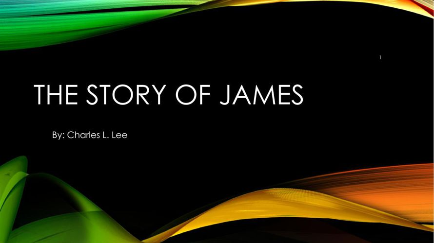 THE Story of James