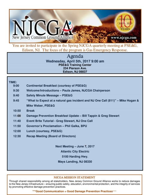 2017-April Meeting Agenda-2