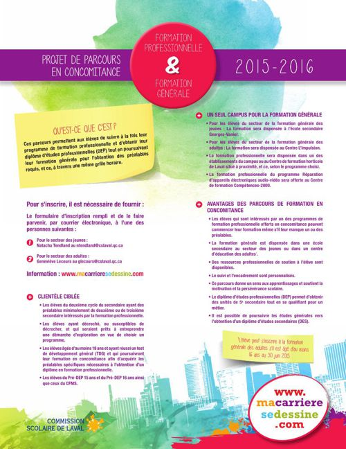 Copy of Parcours de concomitance