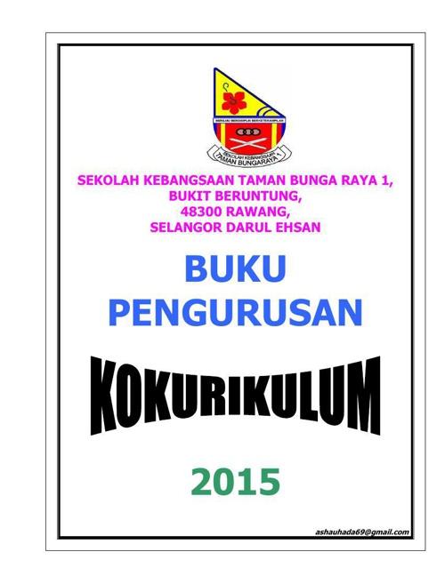 Buku Pengurusan Koku 2015