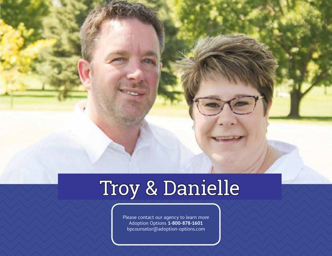 Troy and Danielle's Adoptive Family Website