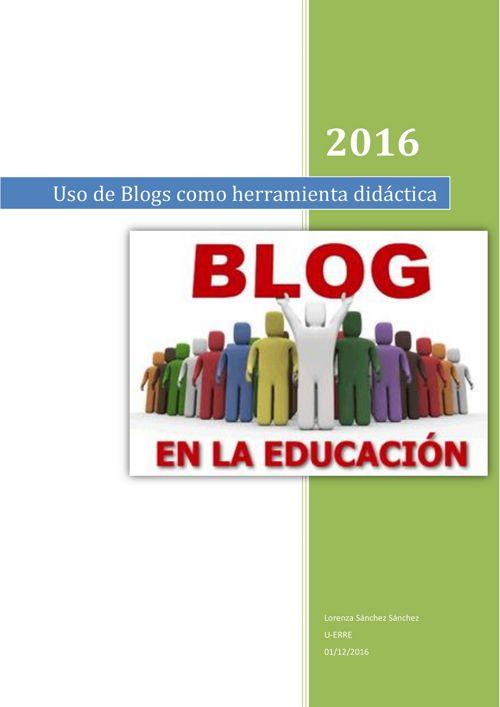 Taller de Blogs como herramienta didáctica