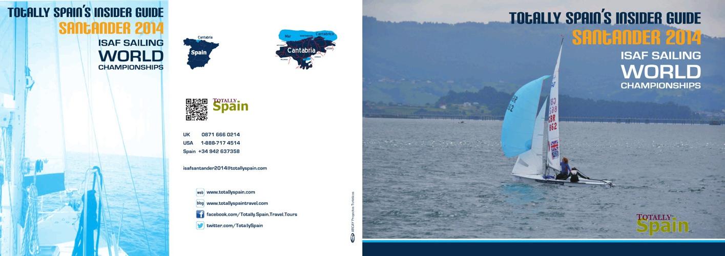 ISAF World Sailing Championships Santander 2014