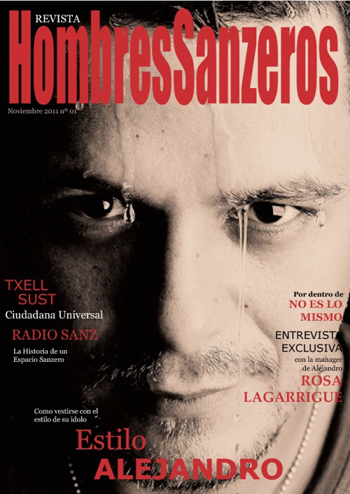 Copy of Revista Hombressanzeros