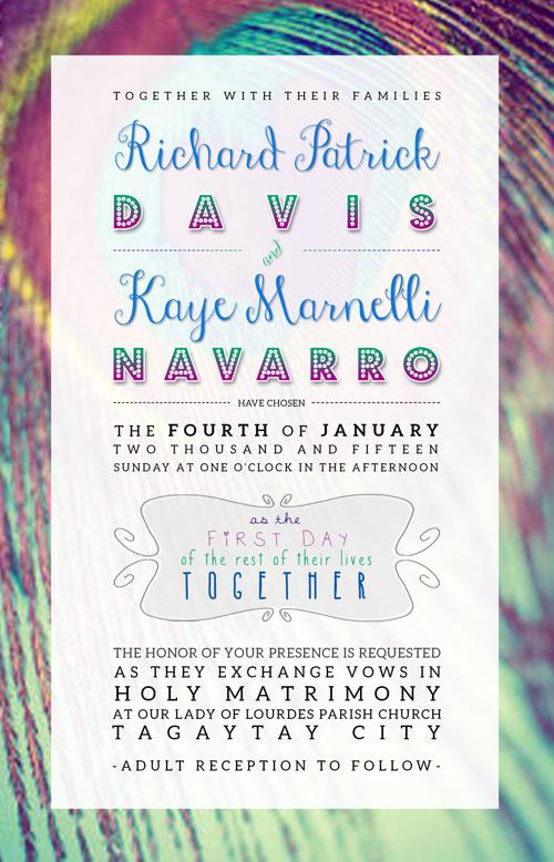 Davis-Navarro Nuptial