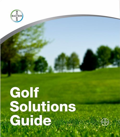 2015 Bayer Golf Solution Guide