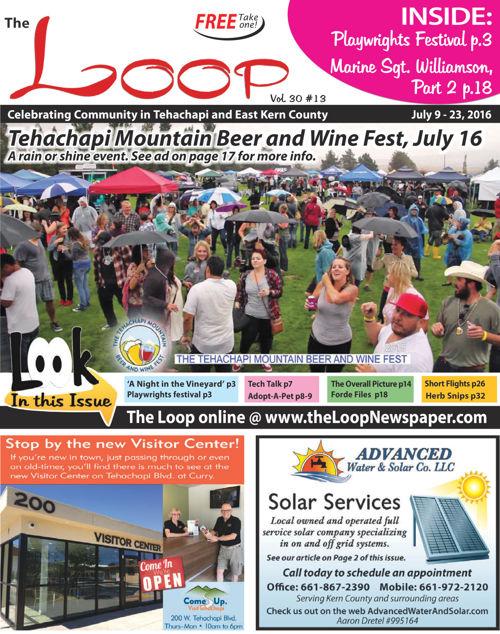 The Loop Newspaper - Vol 30 No 13 - July 9 - 23, 2016