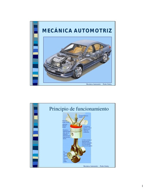 Manual de Mecanica Automotriz.