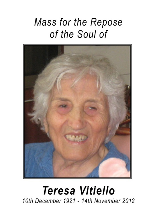 Teresa Vitiello