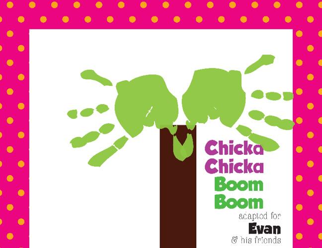 Chicka Chicka Pre K