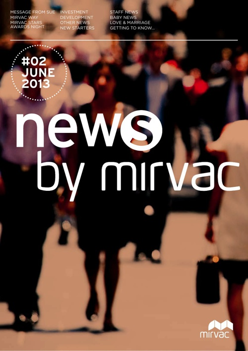 Mirvac National Newsletter June 2013
