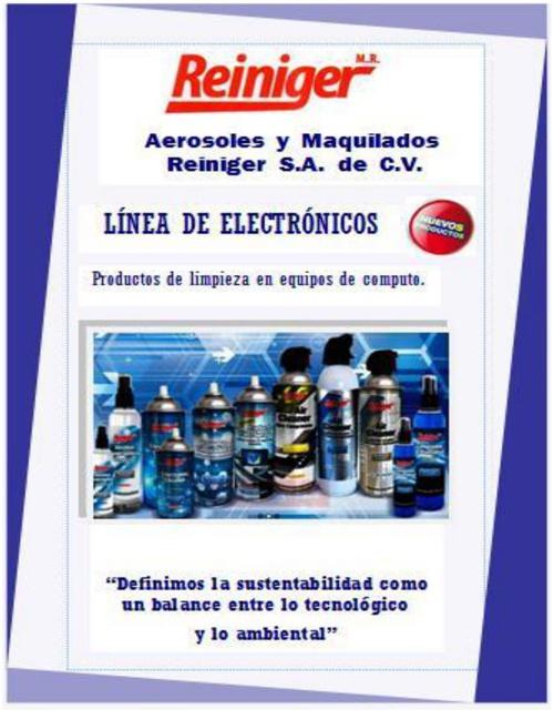 CATÁLOGO LÍNEA DE ELECTRÓNICOS