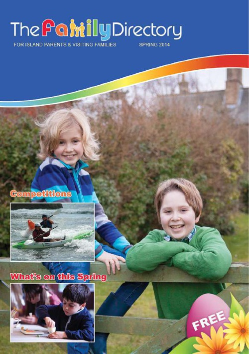 The Family Directory - Winter 2013