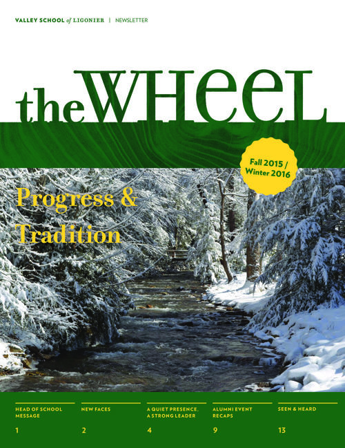 The Wheel Fall 15 / Winter 16