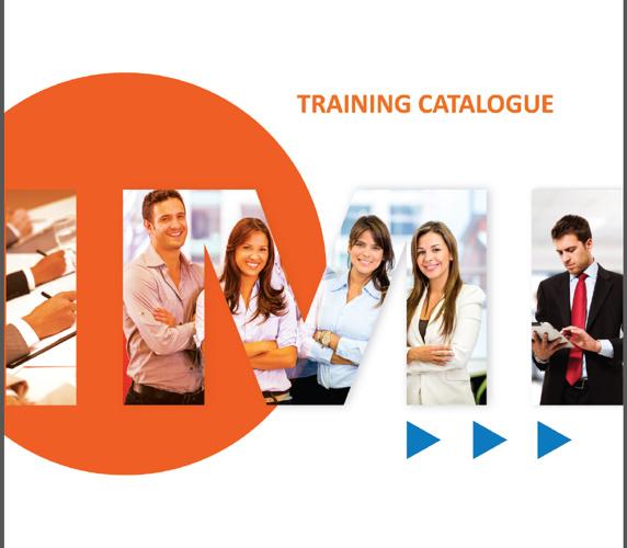 IMI Training Catalogue