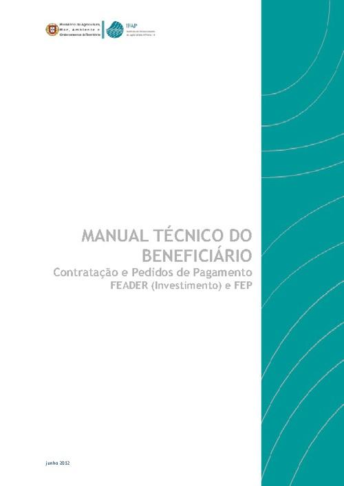 Manual Técnico do Beneficiário (2012)