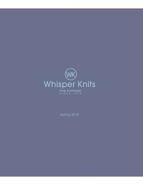 Whisper Knits Booklet