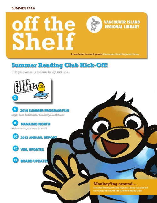 Off the Shelf - Summer 2014